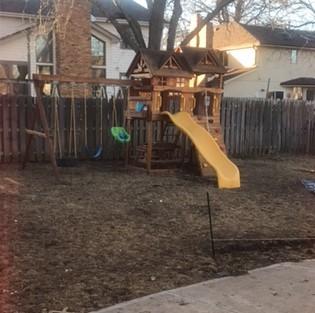 Playground Complete!